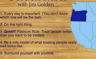"The ""Golden"" Rules"